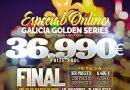 """El Galicia Golden Series Especial Online termina con un pacto a 4 entre: """"PityM10"""", """"ChinoJuan"""", """"hispano1969"""" y """"Mazacao33"""""""